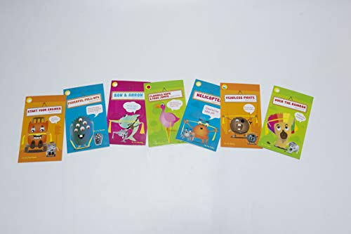Handee Band: Fitness Band Exercise Cards