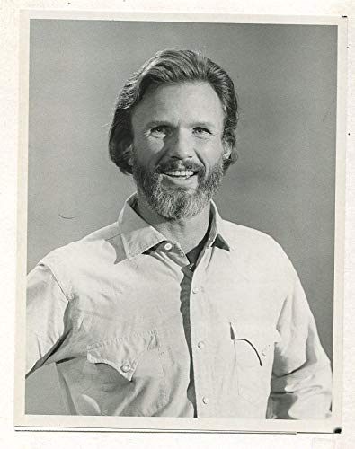 Kris Kristofferson -The Unbroken Circle 1979 CBS TV press photo MBX45