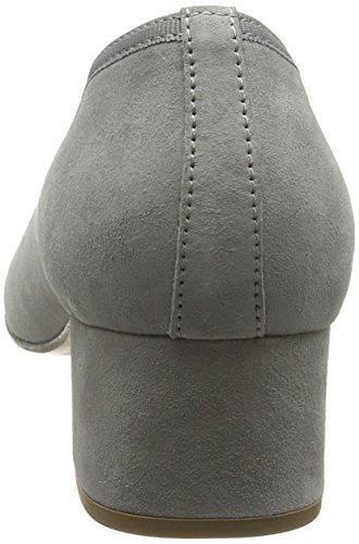 Gabor Shoes Fashion, Zapatos de Tacón para Mujer Gris (stone 19)