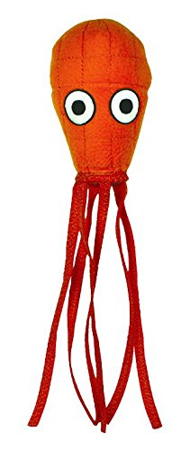 Tuffy Ocean Creature Mega Squid Orange