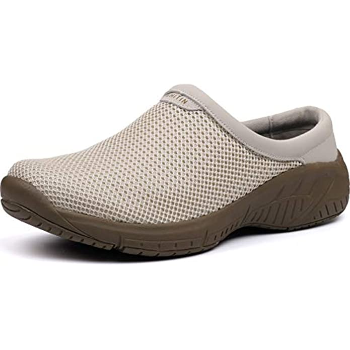 WHITIN Unisex Commute-time Slip On Mule Clogs