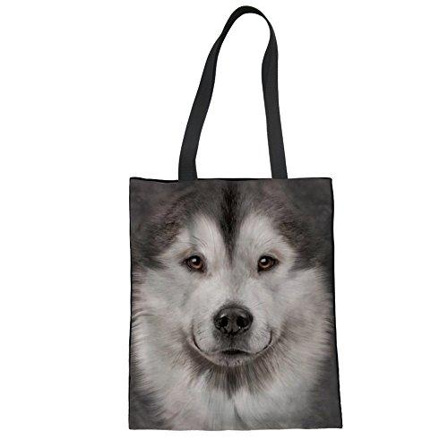 Cabas pour femme Dog Print Nopersonality UAqOSSx