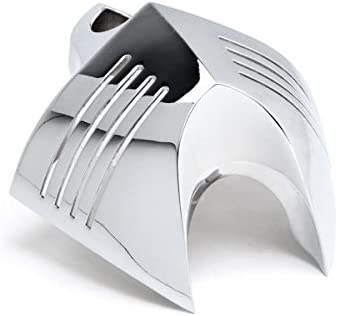 1992-2013 Harley Davidson Motorcycle Chrome Big Twins Stock Cowbell Horns Krator NP006 Cover
