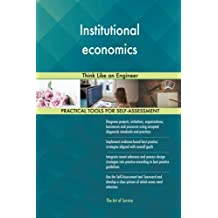 Institutional economics: Think Like an Engineer