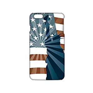 Cool-benz the Statue of Liberty US flag 3D Phone Case for iPhone 6