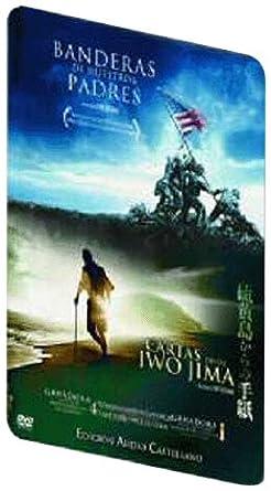 Cofre Banderas De Ntros.Padres [DVD]: Amazon.es: Ken ...