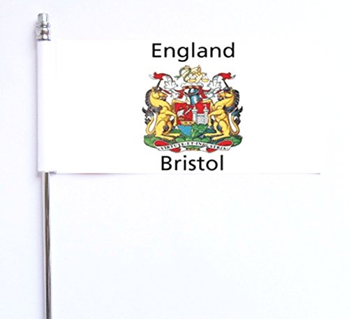 Bristol City Ultimate Table Desk Flag ()