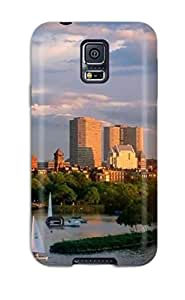 Joseph Xiarhos Boone's Shop New Style New Style Hard Case Cover For Galaxy S5- Boston City