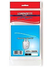 Resistência Aquecedor Versátil 127V 5500W 755E, Lorenzetti, 7589055, Metal, Pequeno
