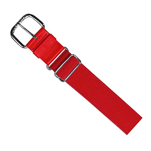 All Star Youth Adjustable Elastic Belts Scarlet