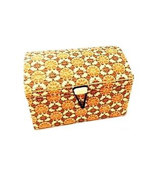 Small Multicolor Carolines Treasures BB1014-BL-OR-SH4 Manta Ray Burlap and Orange Leash or Key Holder Bb1014