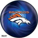 NFL Denver Broncos Bowling Ball 10lb