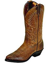 Boulet Womens Challenger Cowgirl Boot Pointed Toe - 0109