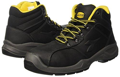 Shoe Hi-Flow Diadora II S3SRC, Black, 6 UK