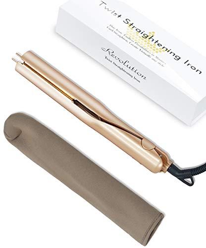 Hair Straightener 2-in-1 Twist