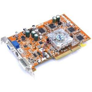 ASUS A9600PRO/TD/128 ASUS A9600PRO/TD - 128 Mo TV-Out/DVI - AGP (ATI Radeon 9600 Pro) ASUS