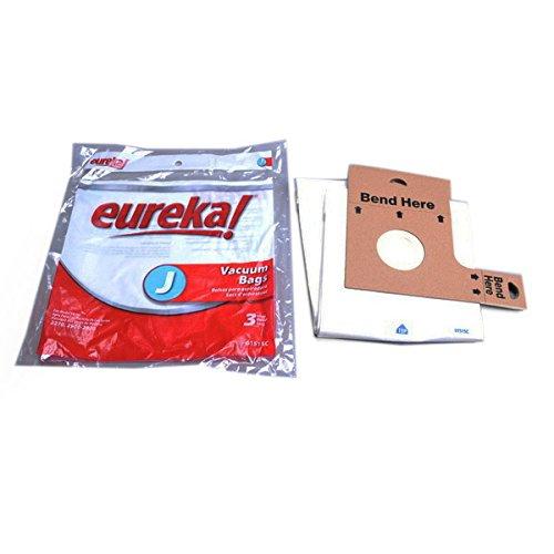Eureka Style J, 2270 Series Upright Vacuum Cleaner Paper Bags 3PK # 61515C-6