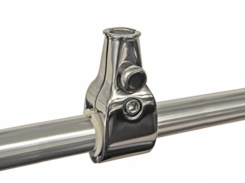 Taylor Made Products 960, Flag Pole Socket, 7/8 inch Rails, 1 inch Flag Staff ()