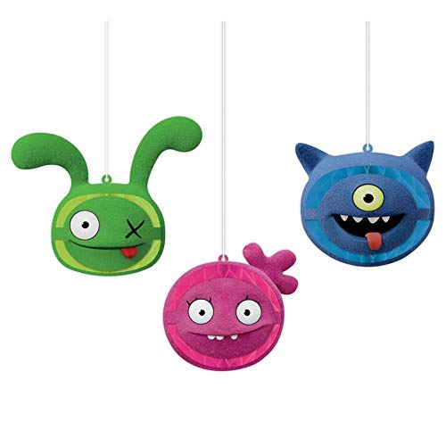 Amscan Ugly Dolls Movie Table Decorating Kit, used for sale  Delivered anywhere in USA