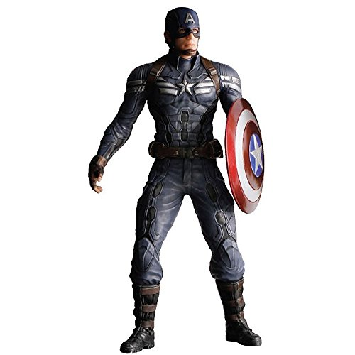 Dragon Models Captain America - The Winter Soldier Action Hero Vignette (1/9 Scale)