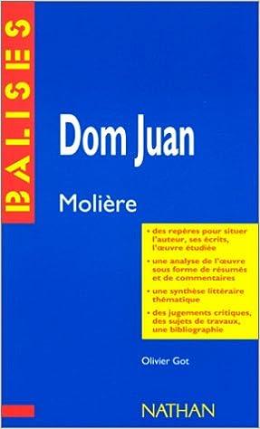 Livres gratuits en ligne DOM JUAN epub, pdf