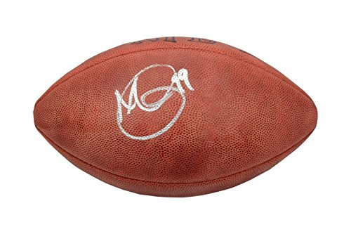 Mark Gastineau Official NFL Autographed Football PSA/DNA (Authentic Player Autographed Card)