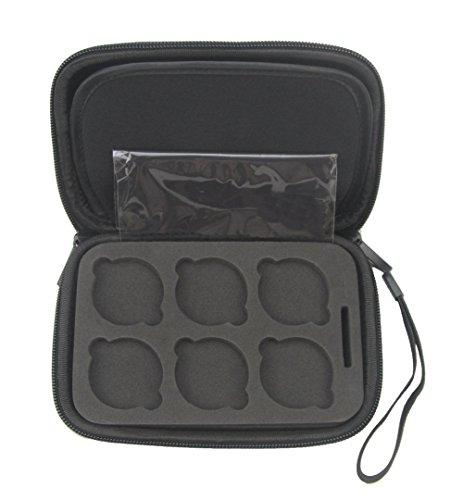 Anbee Camera Lens Filter Case Bag Storage Box for DJI Phantom 4 Pro/Advanced Quadcopter