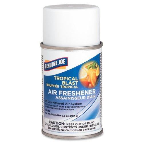 Genuine Joe Metered Aerosol - Genuine Joe GJO10444 Metered Aerosol Air Fresheners