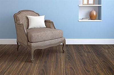 IncStores Vidara Vinyl Flooring Interlocking Planks 7 in x 48 in 10 Pack Covers 23.65 Sqft