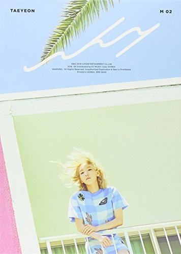 CD : Taeyeon - Why (Asia - Import)