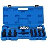 TOOLS GOO HOLD HIGH Inner Bearing Puller Set Remover Slide Hammer Internal Kit 8-32mm 9pc Blind Hole
