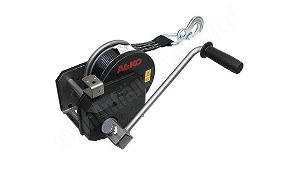 AL-KO/Alko Cabestrante Cabestrante manual Tipo 901 a Plus 900 kg ...