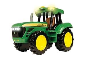 "Ertl John Deere 12"" Lights And Sounds Tractor"