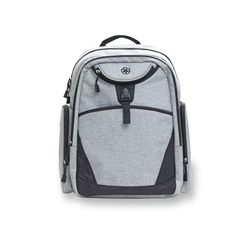 Jeep Diaper Bag (Jeep J Is For Everyday Back Pack Daiepr Bag, Grey)