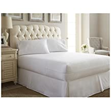 ienjoy Home Home Collection Premium Bed Bug and Waterproof Zippered Mattress Protector, California King,