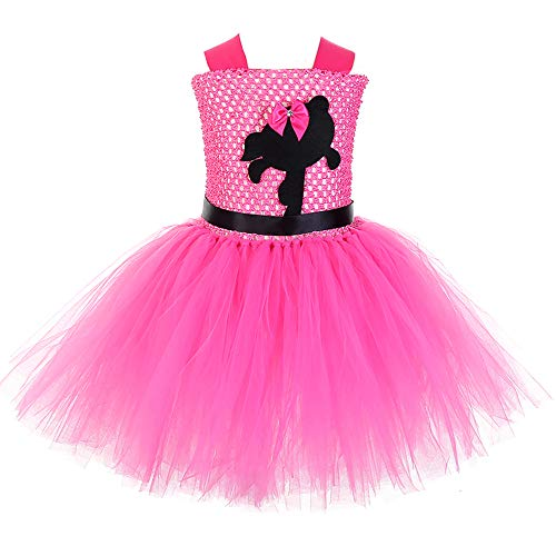 Powerpuff Girl Blossom Costume Toddler Superhero Role Play Costumes Small -