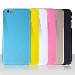 Mini - Matte Protective Hard Case for iPhone 6 , Color-Black