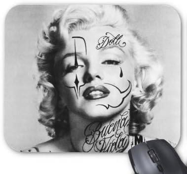 Youdesign – Alfombrilla de ratón Marilyn Monroe Tatuaje Ref 2415 ...