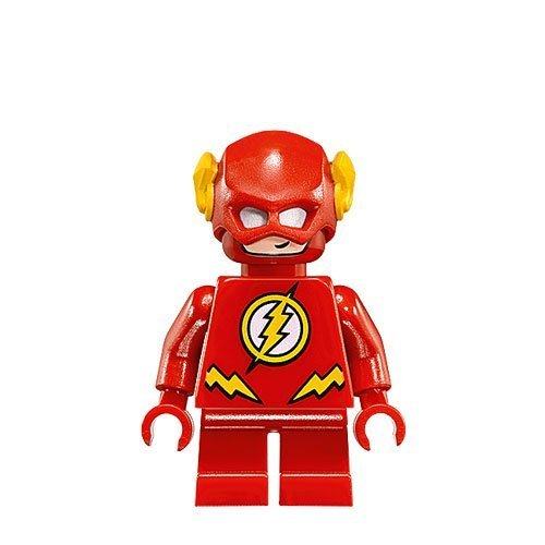 LEGO Minifigure - DC Comics Super Heroes - THE FLASH (Short Legs)
