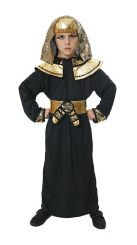 Egyptian Costumes Boy (Medium 7-9 Years Children's Egyptian Pharoah Costume)