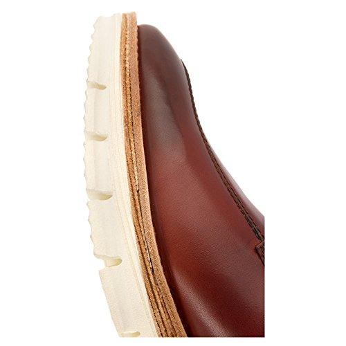 Hardy Mens Daren Oxfords Shoes Cognac DNZDf