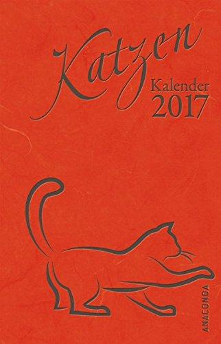 Katzen-Kalender 2017 (Taschenkalender)