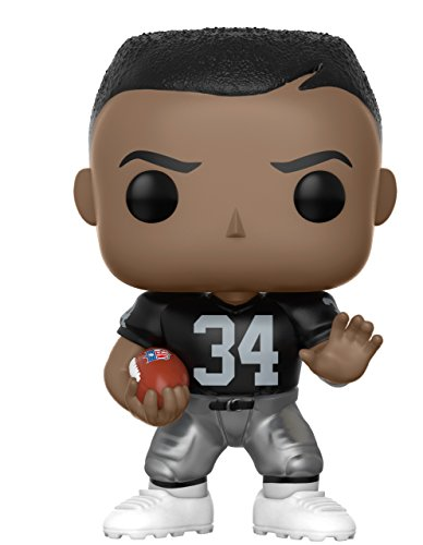 Funko POP NFL: Bo Jackson (Raiders Home) Collectible Figure]()