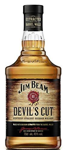 Jim Beam Devil's Cut 90 Proof Kentucky Straight Bourbon Whisky (1 x 0.7 l)