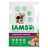 Iams Proactive Health Adult Yorkshire Terrier Dry Dog Food, Chicken...