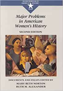 an analysis of the major problems in american womens history A doll's house: theme analysis,  question, his aim being rather to shine a spotlight on problems that few were  novelguidecom is the premier free source.