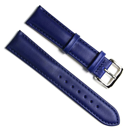 green-olive-18mm-handmade-vintage-replacement-leather-watch-strap-watch-band-oil-wax-leather-blue