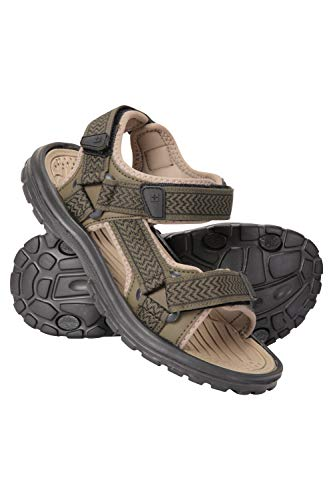 Mountain Warehouse Crete Mens Sandals - Durable Summer Walking Shoes
