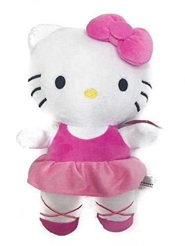 - Hello Kitty Plush Doll Toy - Bow Tie Pink Dress