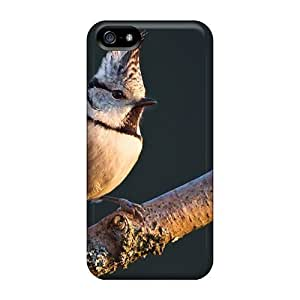 Newest Arrival High Quality Cute Bird On A Tree Skin Specially Designed For Iphone - 5/5s